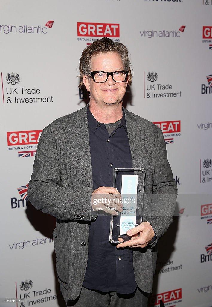 The 2015 BritWeek UKTI Business Innovation Awards : News Photo