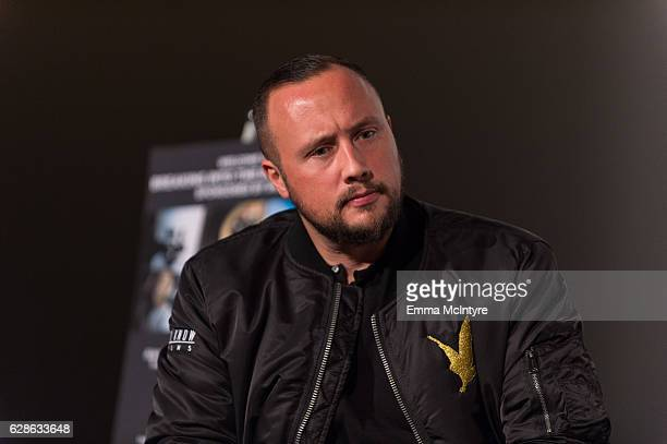 Producer Alex Noyer attends 'TheWrap's Breaking into the Business Live' on December 7 2016 in Alhambra California