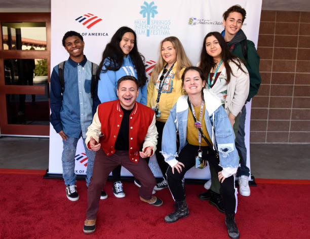 "CA: 31st Annual Palm Springs International Film Festival - Student Screening Day ""Changing The Game"""
