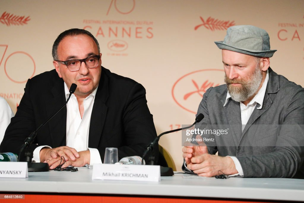 """""""Loveless """" Press Conference - The 70th Annual Cannes Film Festival"""
