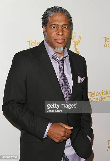 Producer Ali LeRoi attends The Television Academy Screening of Showrunners The Art of Running a TV Show at the Leonard H Goldenson Theatre on October...