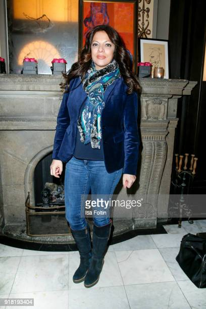 Producer Alice Brauner attends the Blaue Blume Awards 2018 at Grosz on February 14 2018 in Berlin Germany