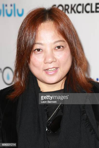 Producer Alice Wang arrives at the Generosityorg Fundraiser For World Water Day at the Montage Hotel on March 21 2017 in Beverly Hills California