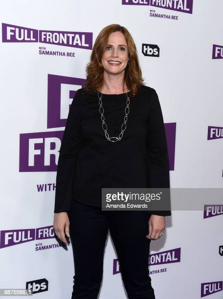 Producer Alison Camillo arrives at TBS' 'Full Frontal With Samantha Bee' For Your Consideration Event at the Samuel Goldwyn Theater on May 23 2017 in...