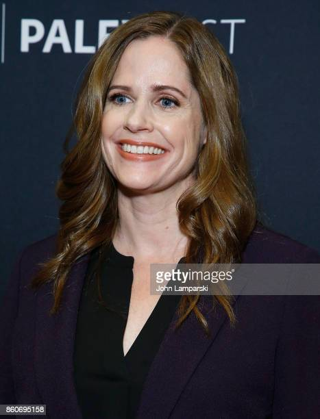 Producer Alison Camillo attends PaleyFest NY 2017 'Full Frontal with Samantha Bee' at The Paley Center for Media on October 12 2017 in New York City