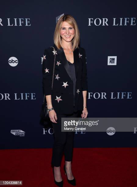 Producer Alison Greenspan attends ABC's For Life New York premiere at Alice Tully Hall Lincoln Center on February 05 2020 in New York City