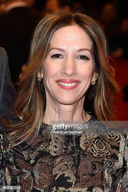 Producer Alli Shearmur attends the 'Cinderella' photocall during the 65th Berlinale International Film Festival at Grand Hyatt Hotel on February 13...