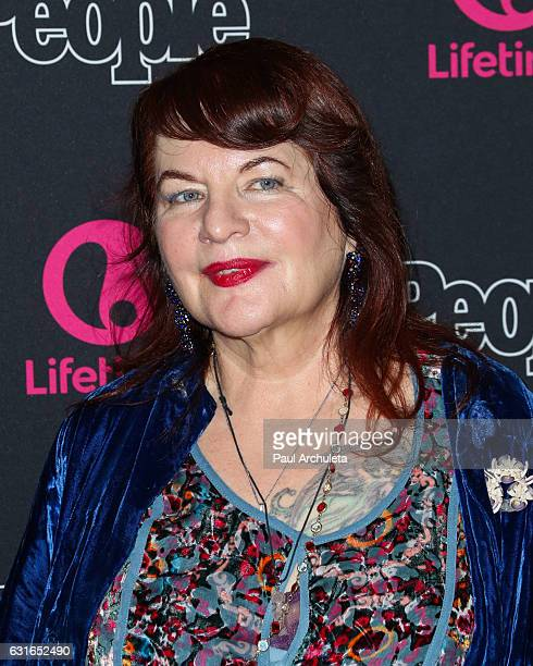 Producer Allison Anders attends the premiere screening of Lifetime Television's 'Beaches' at Regal LA Live Stadium 14 on January 13 2017 in Los...