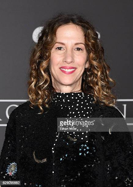 Producer Allison Shearmur attends the premiere of Walt Disney Pictures and Lucasfilm's 'Rogue One A Star Wars Story' at the Pantages Theatre on...