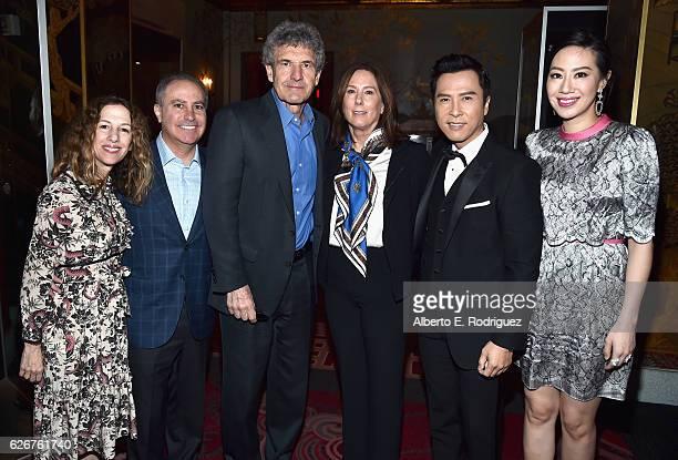Producer Allison Shearmur Walt Disney Studios President Alan Bergman Chairman The Walt Disney Studios Alan Horn President of Lucasfilm Kathleen...