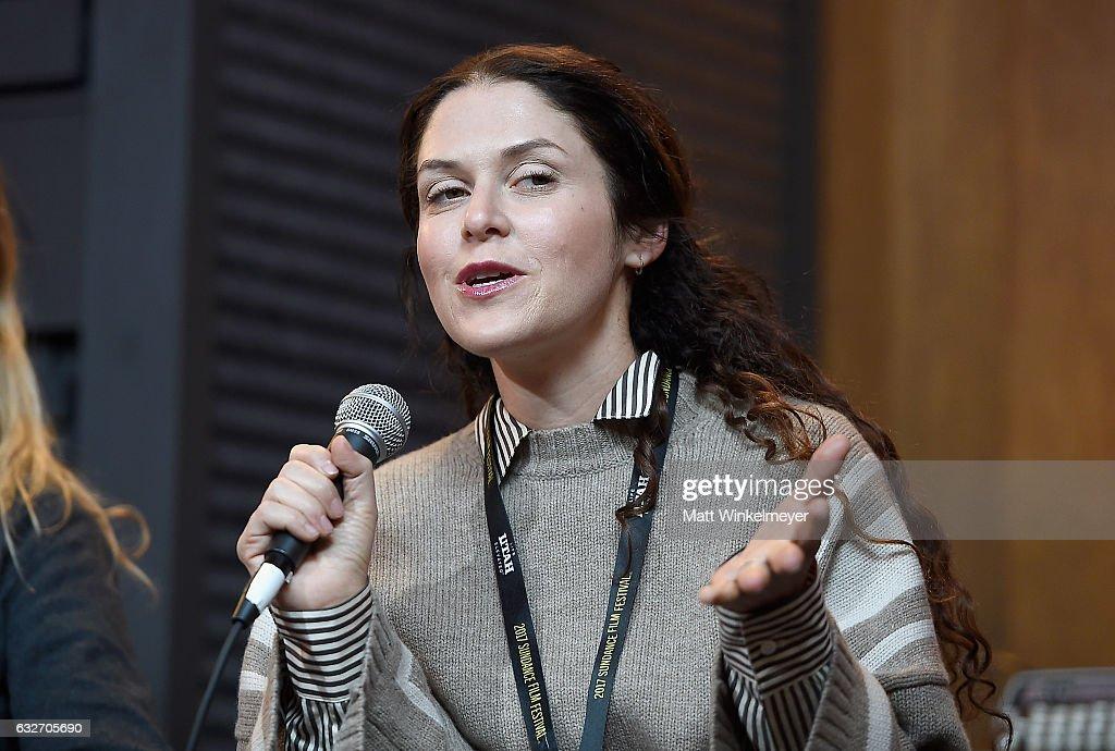 Are We All The Other: Transcending Boundaries In Storytelling Panel Filmmaker - 2017 Sundance Film Festival : News Photo
