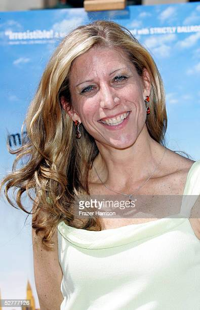 Producer Amy Sewell at the premiere of Paramount Classics 'Mad Hot Ballroom' held at Paramount Studios on May 8 2005 in Los Angeles California