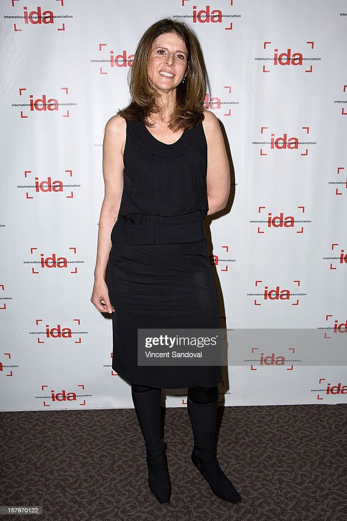 Producer Amy Ziering attends the 2012 IDA Documentary Awards at Directors Guild Of America on December 7, 2012 in Los Angeles, California.