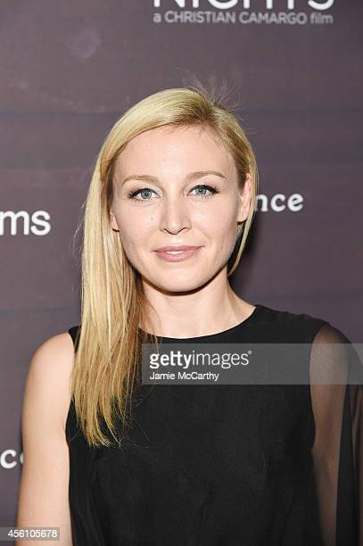 Producer and actress Juliet Rylance attends the premiere of Days And Nights at the IFC Center on September 25 2014 in New York City