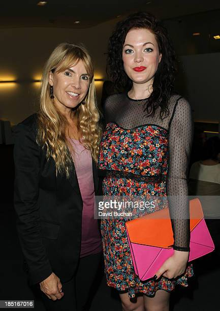 Producer and BAFTA member Julia Verdin and Actress Jessica Doherty attend the BAFTA Brits to Watch The Screening of Burton and Taylor With Richard...