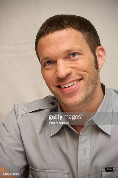 Producer and Lead Animator Travis Knight at the ParaNorman Press Conference at the Century Plaza Hotel on August 2 2012 in Century City California