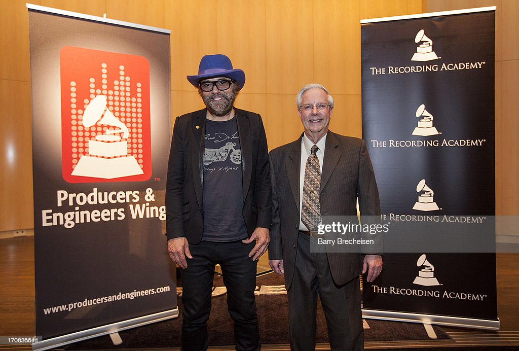 GRAMMY SoundTables: Behind The Glass With Daniel Lanois