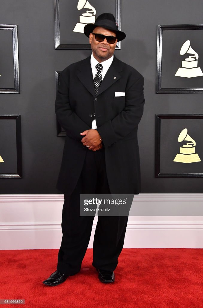 Producer and Recording Academy Chair Emeritus Jimmy Jam Jimmy Jam attends The 59th GRAMMY Awards at STAPLES Center on February 12, 2017 in Los Angeles, California.