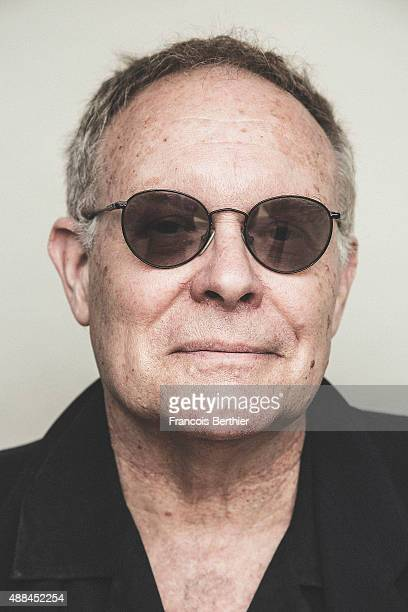 Producer and screenwriter Eric Overmyer is photographed on September 11, 2015 in Deauville, France.