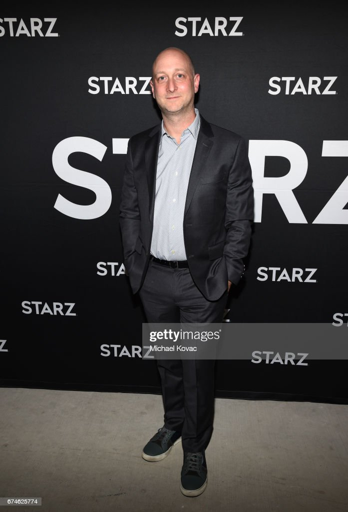 Producer and showrunner Michael Green attends the American Gods FYC event at Saban Media Center on April 28, 2017 in North Hollywood, California.