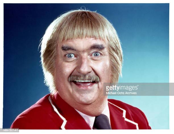 Producer and television personality Bob Keeshan as 'Captain Kangaroo' poses for a portrait in circa 1980