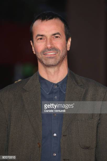 Producer Andrea Occhipinti attends the 'Io Don Giovanni' Premiere during day 6 of the 4th Rome International Film Festival held at the Auditorium...