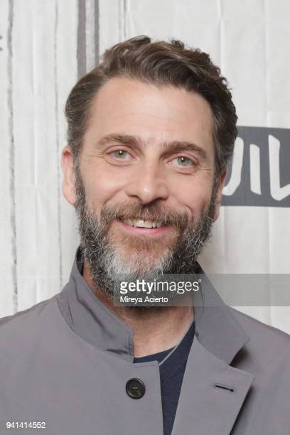 Producer Andrew Form visits BUILD to discuss the movie 'A Quiet Place' at Build Studio on April 3 2018 in New York City