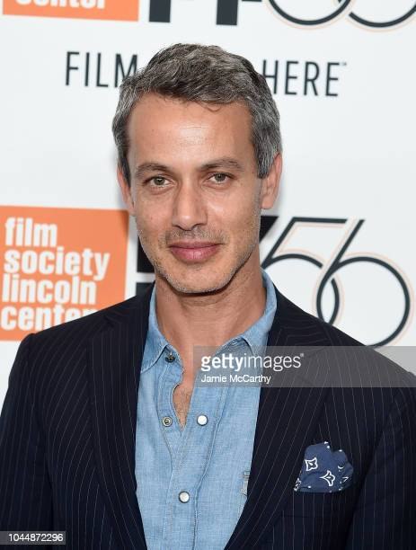 Producer Andrew Lauren attends the 56th New York Film Festival screening of 'High Life' at Alice Tully Hall Lincoln Center on October 2 2018 in New...
