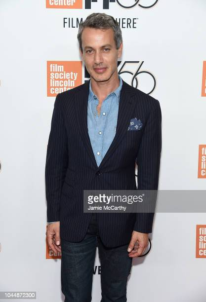 Producer Andrew Lauren attends the 56th New York Film Festival screening of High Life at Alice Tully Hall Lincoln Center on October 2 2018 in New...