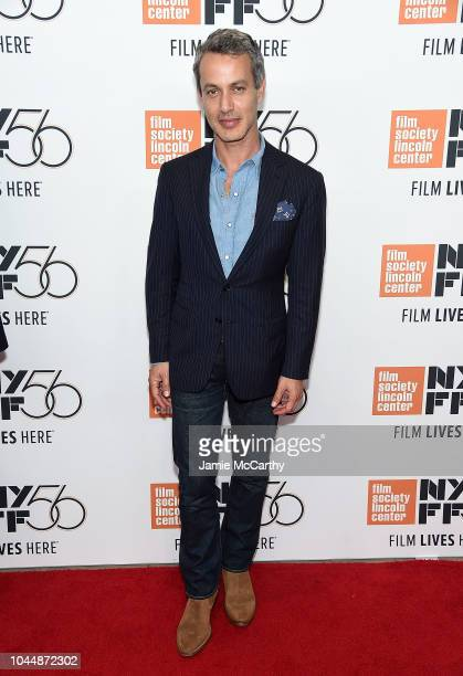 "Producer Andrew Lauren attends the 56th New York Film Festival screening of ""High Life"" at Alice Tully Hall, Lincoln Center on October 2, 2018 in New..."