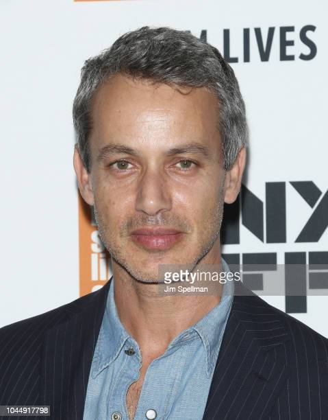 "Producer Andrew Lauren attends the 56th New York Film Festival premiere of ""High Life"" at Alice Tully Hall, Lincoln Center on October 2, 2018 in New..."