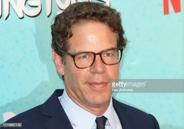 Producer Andrew Reich attends the screening of Netflix's 'All About The Washingtons' at Madera Kitchen Bar on August 8 2018 in Hollywood California