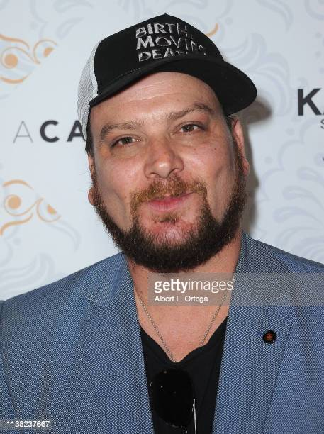 Producer Andrew Weiss arrives for the premiere of Gravitas Ventures' 'A Cam Life' held at Regal Cinemas LA Live on April 19 2019 in Los Angeles...