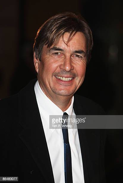 Producer Andy Harries attends the World premiere of 'The Damned United' held at the Vue West End on March 18 2009 in London England