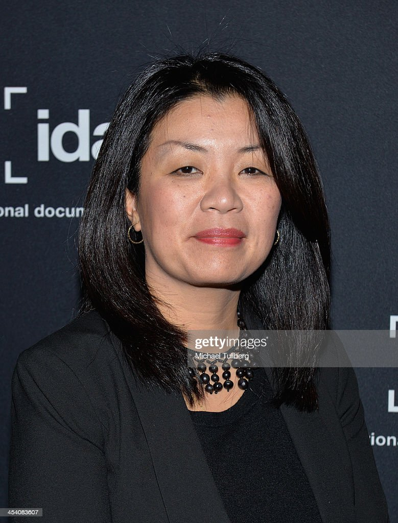 Producer Anita Lee attends the International Documentary Association's 2013 IDA Documentary Awards at Directors Guild Of America on December 6, 2013 in Los Angeles, California.