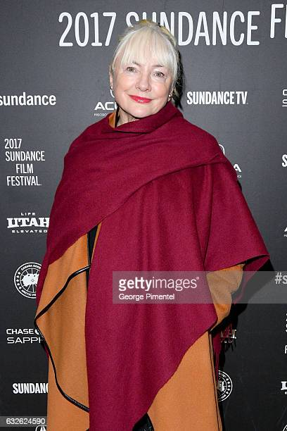 Producer AnneMarie Mackay attends The Last Word Premiere at Eccles Center Theatre on January 24 2017 in Park City Utah