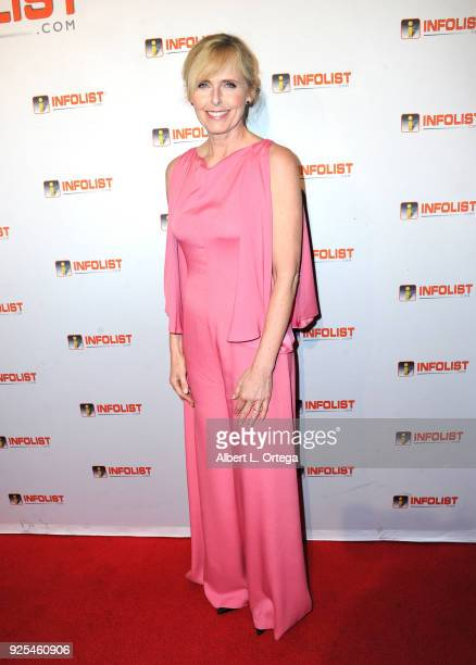 Producer Annica Liljeblad attends the INFOListcom's PreOscar Soiree and Jeff Gund Birthday Party held at Mondrian Sky Bar on February 27 2018 in West...