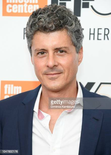 Producer Anthony Bregman attends Private Life premiere during the 56th New York Film Festival at Alice Tully Hall Lincoln Center on October 01 2018...