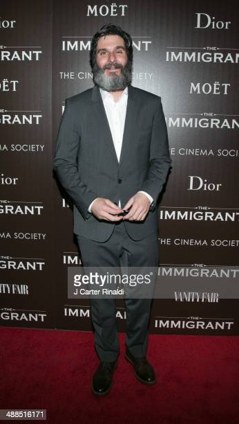 Producer Anthony Katagas attends the Dior Vanity Fair with The Cinema Society host the premiere of The Weinstein Company's 'The Immigrant' at The...