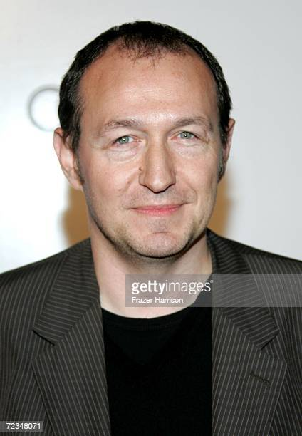 Producer Antoine Simkine arrives at the AFI FEST presented by Audi opening night gala of Bobby at the Grauman's Chinese Theatre on November 1 2006 in...
