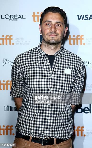 Producer Aram Tertzakian attends the 'Tusk' Premiere during the 2014 Toronto International Film Festival at Ryerson Theatre on September 6 2014 in...