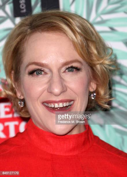 Producer Arianne Sutner attends the 10th annual Women in Film PreOscar Cocktail Party at Nightingale Plaza on February 24 2017 in Los Angeles...