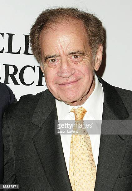 Producer Arthur Cohn attends the premiere of The Yellow Handkerchief at The WGA Theater on November 25 2008 in Beverly Hills California