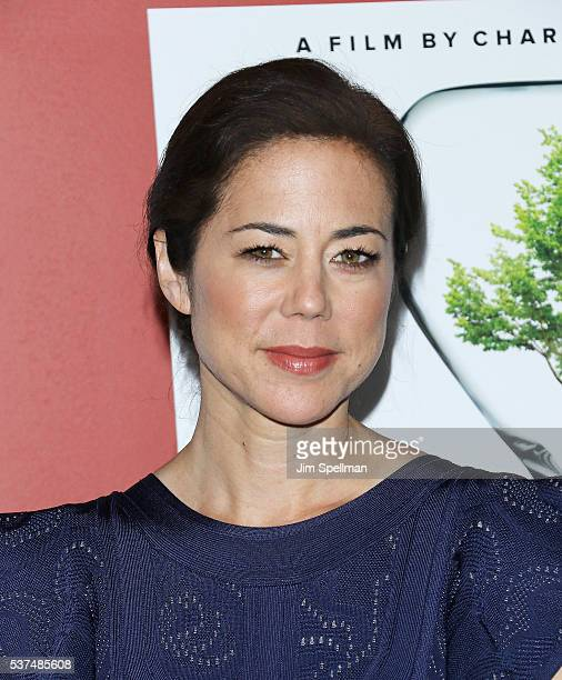 Producer Audrey Marrs attends the 'Time To Choose' New York screening at Landmark's Sunshine Cinema on June 1 2016 in New York City