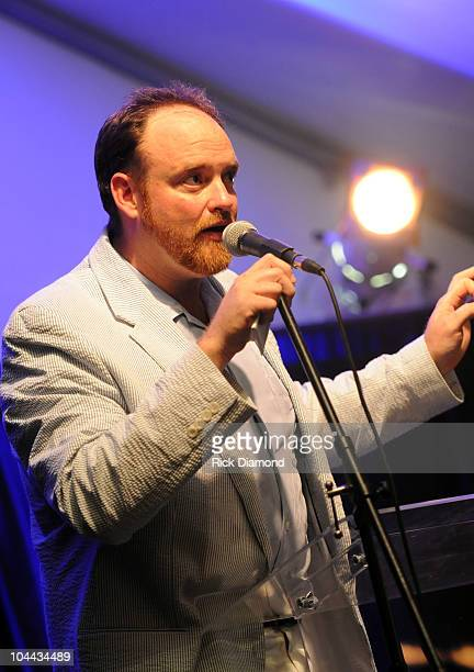 Producer & Author John Carter Cash attends Loretta Lynn: A Tribute To An American Country Music Icon at The Loretta Lynn Ranch on September 24, 2010...