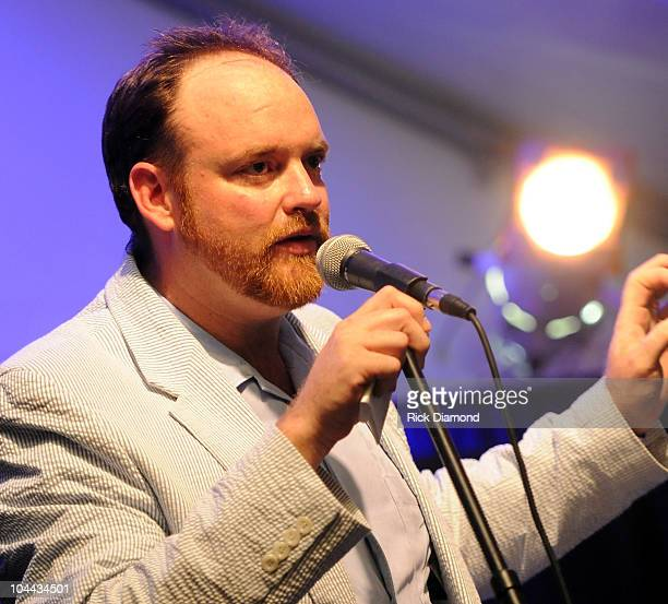 Producer Author John Carter Cash attends Loretta Lynn A Tribute To An American Country Music Icon at The Loretta Lynn Ranch on September 24 2010 in...