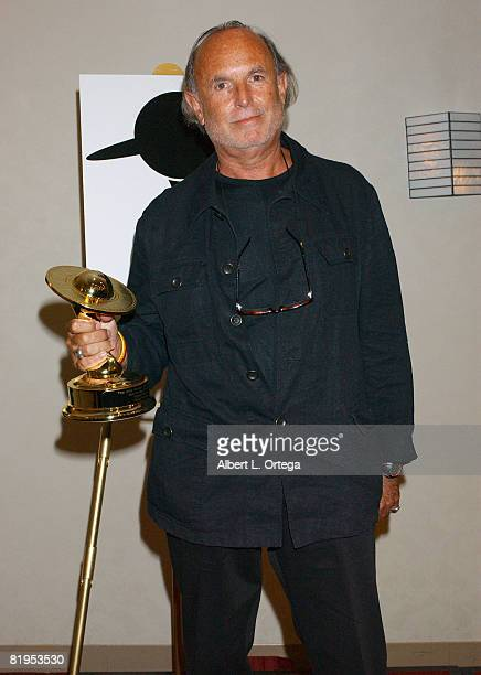 Producer Avi Arad accepted the award for Alvin Sargent for Best Writer and for Best Special Effects for 'SpiderMan 2'
