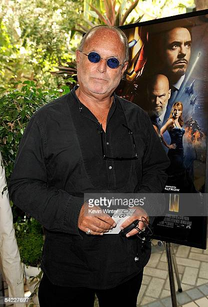 Producer Avi Arad arrives at the AFI Awards 2008 held at the Four Seasons Hotel on January 9 2009 in Los Angeles California
