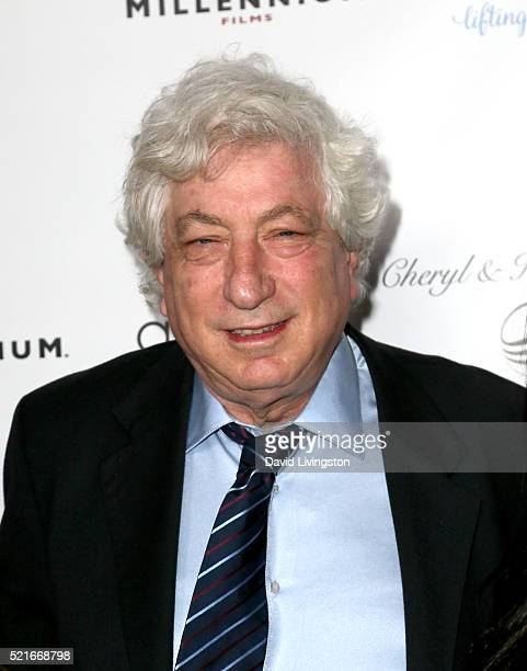 Producer Avi Lerner attends A Gala to honor Avi Lerner and Millennium Films at The Beverly Hills Hotel on April 16 2016 in Beverly Hills California