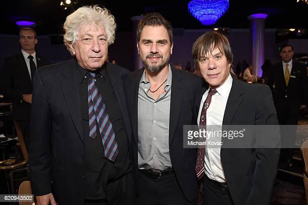 Producer Avi Lerner director Ariel Vromen and Alan Siegel attend Friends Of The Israel Defense Forces Western Region Gala at The Beverly Hilton Hotel...